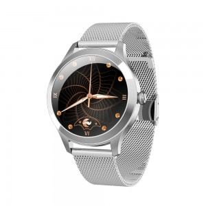 Smartwatch KW10 PRO Silver MBR